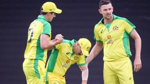 IND vs AUS: Will Warner be available for 3rd ODI? Finch gives an update