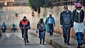On Friday, the minimum temperature recorded at the Safdarjung observatory, which is considered the official recording for the city, was 10.1 degree Celsius.(File Photo)
