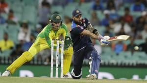 Kohli fastest to score 22,000 runs in international cricket