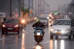 Scattered to widespread rainfall activity has already been forecast over Tamil Nadu, Puducherry, Karaikal, Kerala, Mahe, Lakshadweep, south coastal Andhra Pradesh and south Rayalaseema from Decemeber 1 to 3.(AFP | Representational image)