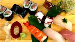 Sushi at 361