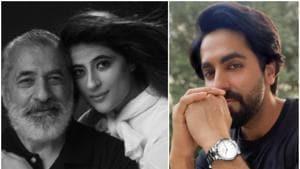 Ayushmann Khurrana wishes wifeTahira's father on birthday