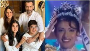 Ronit Roy complained that his son got a blank paper on ordering a PS 4 online. Priyanka Chopra went back on time to recall her winning moment from Miss World contest in 2000.