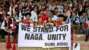 Governor RN Ravi's recent statement glorifying the controversial Naga Peoples' Convention (NPC) and the creation of Nagaland continues to rile many sections of the Nagas.(Reuters File Photo)