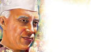 Nehru established institutions of higher learning including IITs, AIIMS and IIMs.(Illustration: Biswajit Debnath)