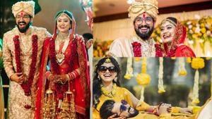Inside Sachet Tandon-Parampara Thakur's Noida wedding: Bekhayali duo tie the knot while 'laughing away sorrows, failures'