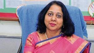 Sarita singh,Head of School, Rajkiya Pratibha Vikas Vidyalaya, Lajpat Nagar.
