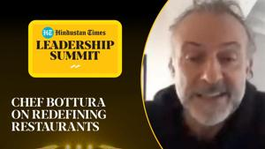 'Just a place to eat?': Chef Bottura on reimagining restaurants amid Covid #HTLS2020