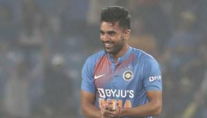 INDpredicted XIfor 1st T20I:Chahar likely to get first game Down Under