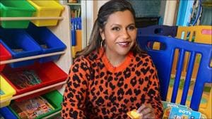 Mindy Kaling's children have an Indian connection? Here's what the American actor reveals(Instagram/mindykaling)
