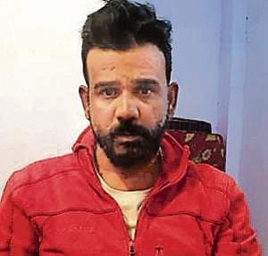 The accused, Vicky Sai, 36, of Dharampura, also threatened to kill her family using his 'powers' should she reveal the sexual abuse.