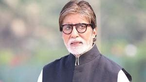 Amitabh Bachchan confirmed his Covid-19 diagnosis with a tweet in July.