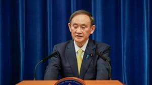 Japanese Prime Minister Yoshihide Suga has defended the travel campaign, saying it was needed to stop many small businesses in the hospitality sector from going bust due to the lack of customers as a result of the virus scare.(Reuters)