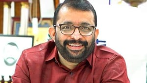 Kerala assembly Speaker P Sivaramakrishnan has been under fire from the Congress and the BJP for his alleged links with one of the main accused in the gold smuggling case.(HT PHOTO)