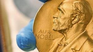 Nobel prizes are awarded every year in a number of categories -- medicine, physics, chemistry, literature, peace and economics.(AP)