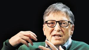 Bill Gates said by the summer of 2021, the rich countries may have more vaccine coverage than other countries.(REUTERS)