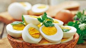 The egg is a staple of most non-vegetarian cuisines