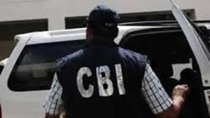 In its chargesheet, the CBI said the complainant was complicit in the crime along with two others. (HT Photo)