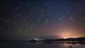 Geminid meteor shower in 2019(Image via International Meteor Organisation)