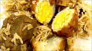 The Taste With Vir: To potato or not to potato with Biryani