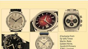 Vintage reissue watches infuse some raw, retro character into our mindlessly fast-paced and worryingly homogenous lives