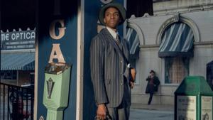 Ma Rainey's Black Bottom movie review: Chadwick Boseman as Levee, in a still from the new Netflix film.(David Lee/NETFLIX)