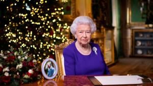 Britain's Queen Elizabeth II records her annual Christmas broadcast in Windsor Castle, Berkshire, Britain.(Reuters image)