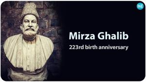 Mirza Ghalib 223rd birth anniversary: 20 couplets by the Mughal era Urdu poet that capture the pathos of love