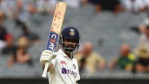 Rahane menyamai prestasi Kohli yang langka, membanting abad yang luar biasa saat Ind mengambil kendali