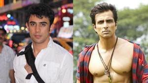 Amit Sadh has credited Sonu Sood for giving him his first break.