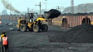 Coal secretary Anil Kumar Jain said that in order to reach net zero carbon emissions, Coal India has to think beyond coal, diversify and reduce its dependence on the fossil fuel.(HT file photo)