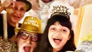 Inside Amitabh Bachchan-Jaya, Aishwarya Rai-Abhishek, Aaradhya's celebrations as they welcome 2021.