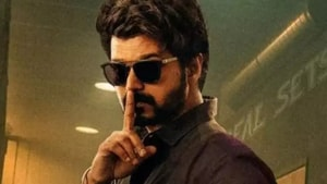 Vijay plays the lead role in Master.
