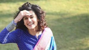 Taapsee Pannu has shared a new post on Instagram.