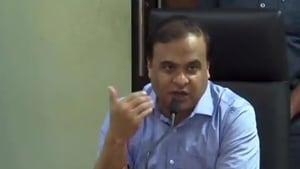 Assam Education minister Himanta Biswa Sarma.(ANI file)