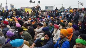 Protes para petani: Perbatasan Chilla Delhi, perbatasan Ghazipur tetap ditutup sebagian