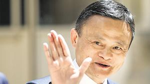 Speculation around Jack Ma's disappearance comes after China's antitrust probe on Alibaba and Ant Group.(AP file photo)