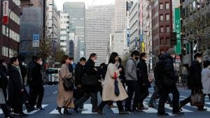 Tokyo found more than 2,000 cases of coronavirus Thursday, a record, broadcaster NHK reported, citing an unidentified official.(Reuters   Representational image)