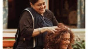 Supriya Pathak plays Taapsee Pannu's mother in Rashmi Rocket.
