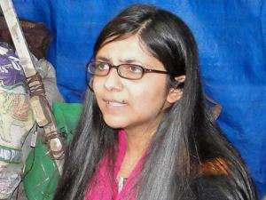 DCW chairperson Swati Maliwal