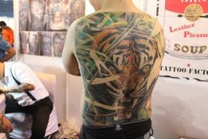 Wanna get inked Delhi? Head to the Heartwork Tattoo Festival this...