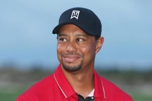Tiger Woods announced his return at last month's Safeway Open, the season opener of the PGA Tour, but retracted.