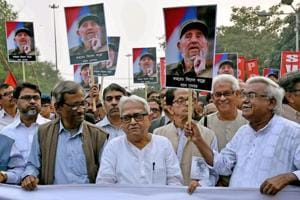 Fidel Castro may be India's hero but he was Cuba's villain