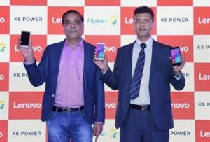 Lenovo K6 Power smartphone launched in India