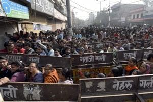 Payday chaos after note ban set to break out today, banks, ATMs may run dry soon