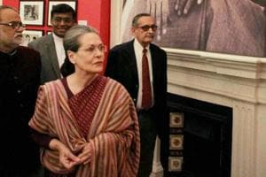 Congress President Sonia Gandhi was admitted to Sir Ganga Ram Hospital for fever.