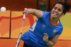 Saina Nehwal fights her way to Macau Open badminton second round