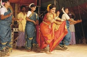 The history of lavani reflects the cultural evolution of Maharashtra.