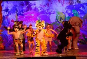 Jungle Book Jive: A musical adaptation of the Kipling's book comes to...