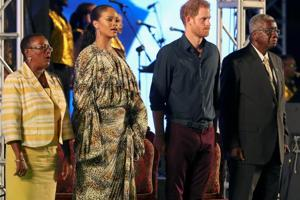 When Prince Harry joined Rihanna in celebrating Barbados' Independence